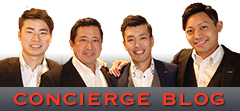 CONCIERGE BLOG